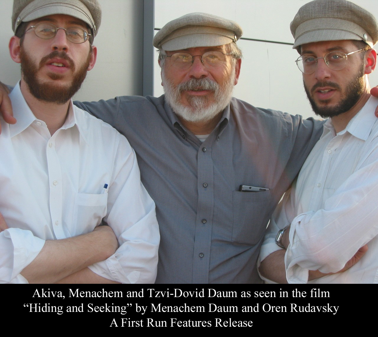 hiding and seeking menachem daum Find similar and related movies for hiding and seeking: faith and tolerance after the holocaust (2003) - menachem daum, oren rudavsky on allmovie.